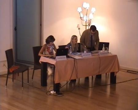Cuarta sesión. Grabación lado presentacion.  - II Seminario Luso-Galaico de Dereito Local, Reforma da Administración Local / Tutela da legalidade urbanística